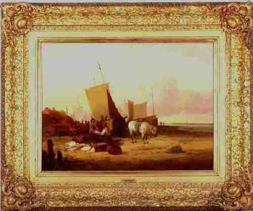 william shayer snr 17871879 oil painting
