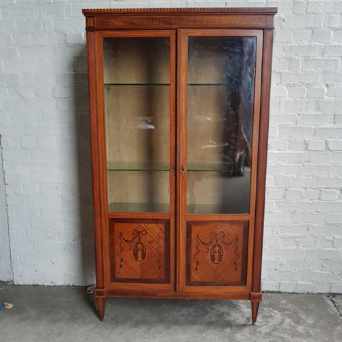 Country Homes Antiques Stirling - Antique Display Cabinets - The UK's Largest Antiques Website