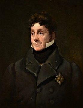 portrait of sir charles forbes of edinglassie 19th century circle of sir henry raeburn