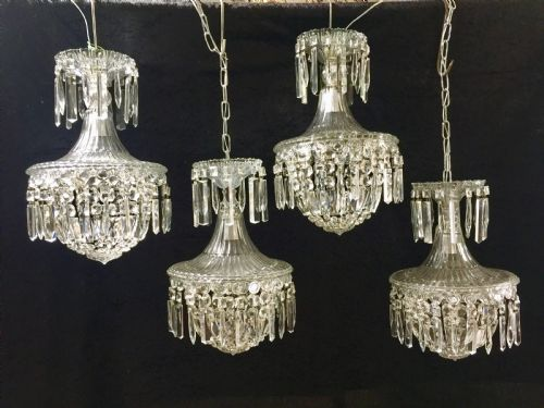 Antique chandelier the uks largest antiques website crystal corner antique chandeliers aloadofball Gallery