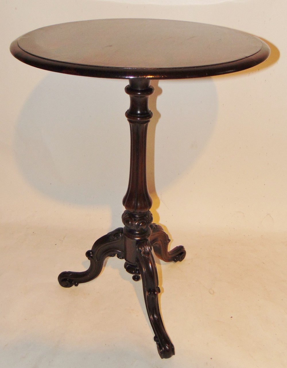 william iv rosewood tripod table circa 1835