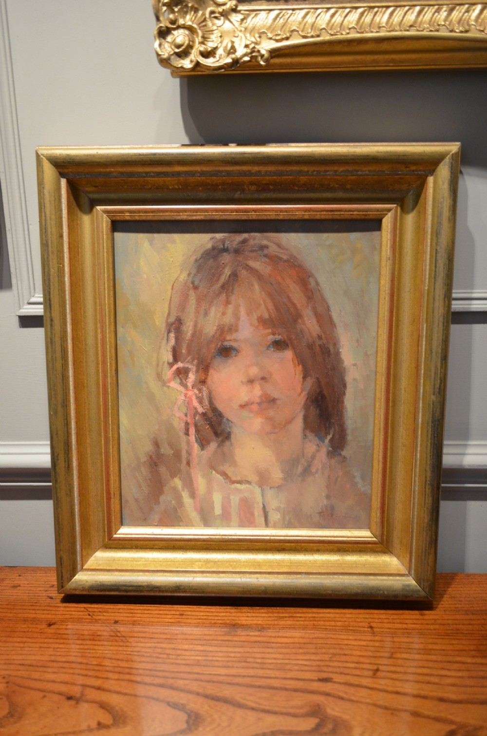 portrait of ruth by yvonne tocher 1920 2013