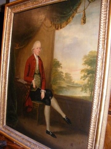 superb early 19th century portrait of a gentleman
