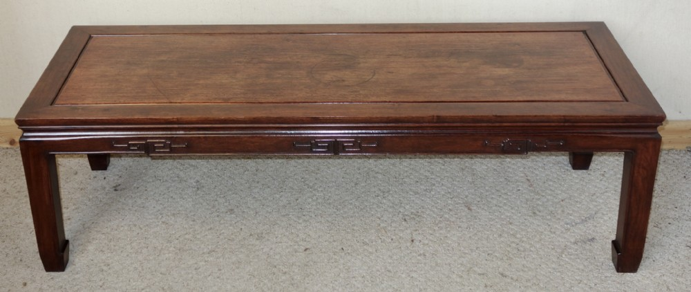 chinese rosewood coffee table - Chinese Rosewood Coffee Table 506025 Sellingantiques.co.uk