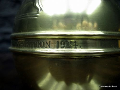 lipton's souvenir tea caddy for the british empire exhibition 1924 - photo angle #3