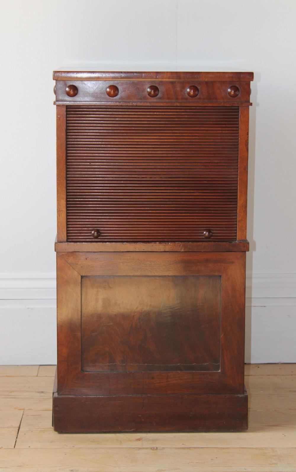 19th century pot cupboard