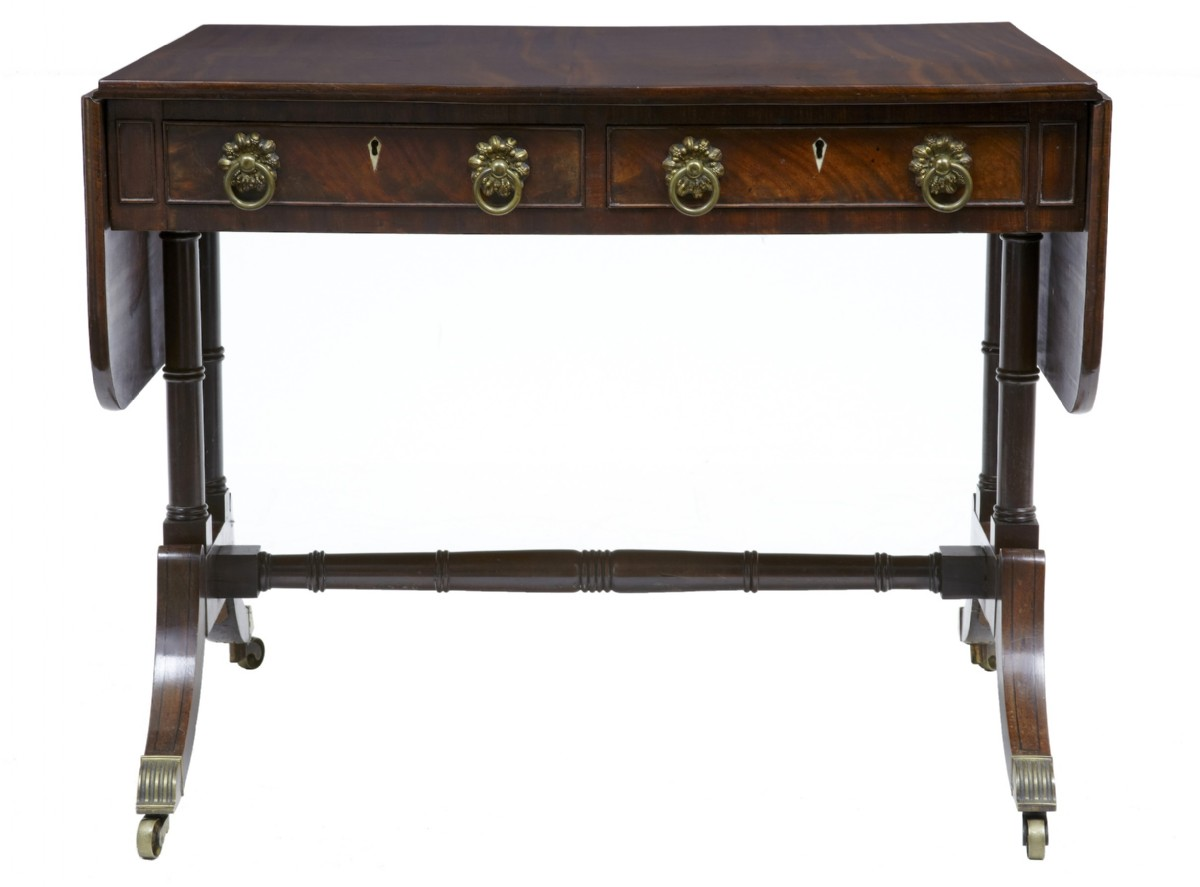Antiques the uk 39 s largest antiques website for Sofa table antique