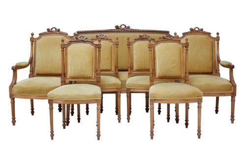 Antique Salon Suite - The UK's Largest Antiques Website