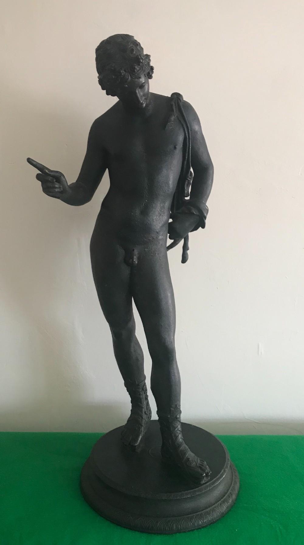 bronze sculpture by michele amodio