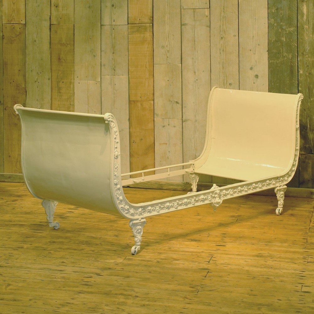 cast iron daybed