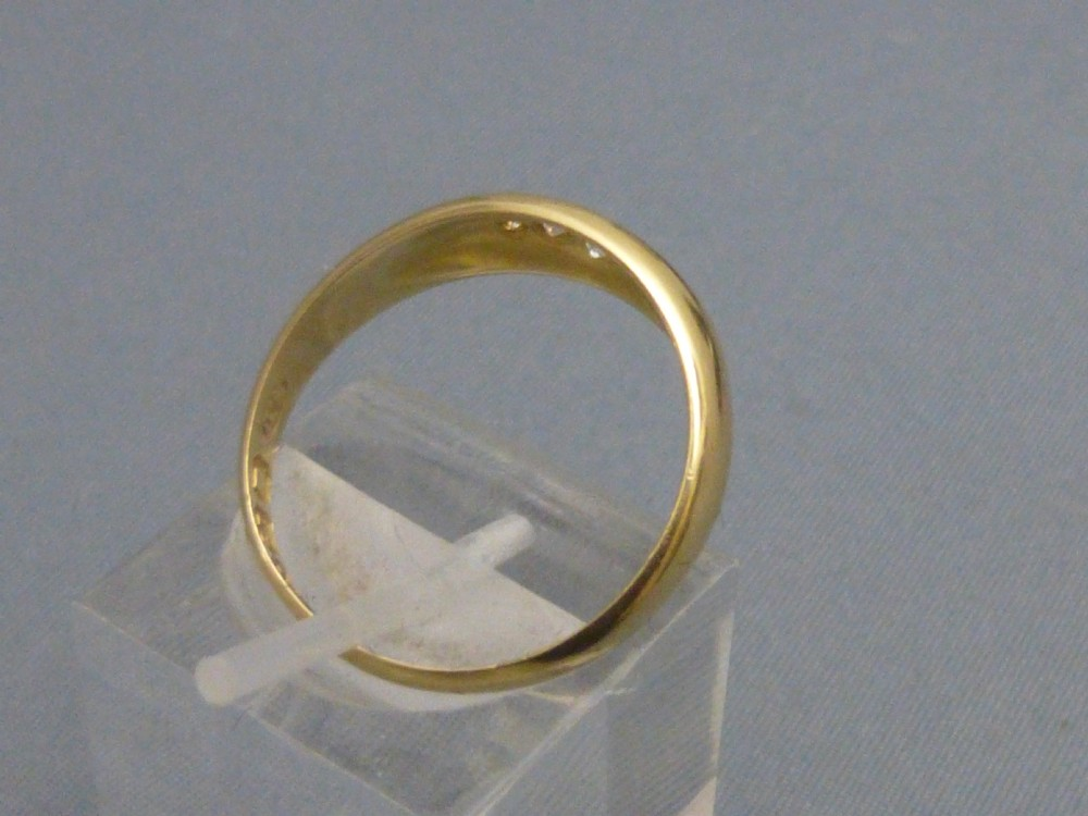 Doubloon Ring Ct Gold