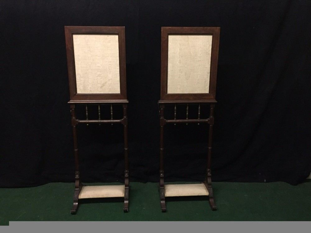 pair of screens