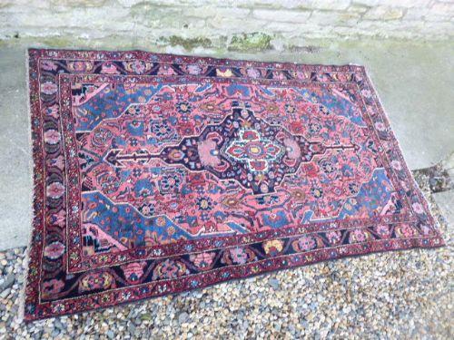 a fine quality period persian hamadan rug c1920