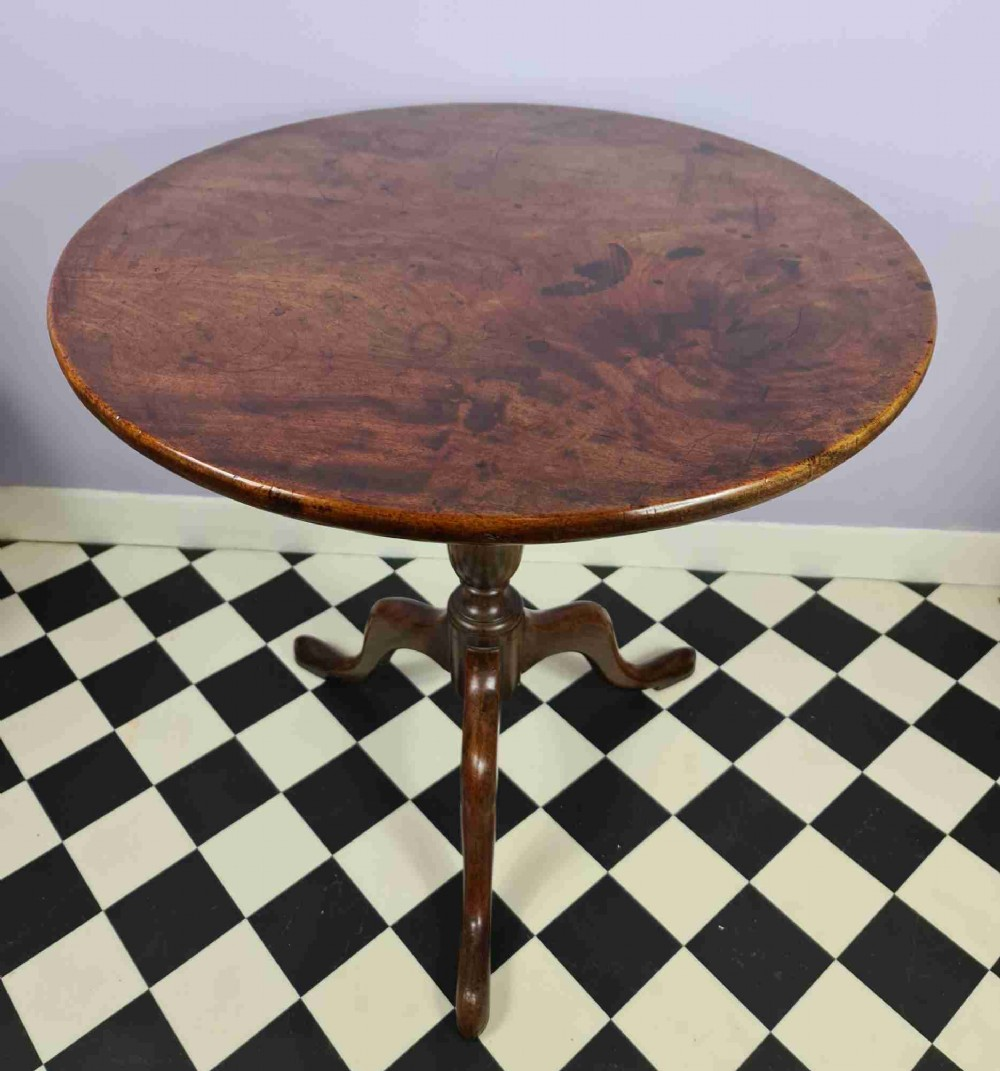 superb quality mahogany wine table or lamp table