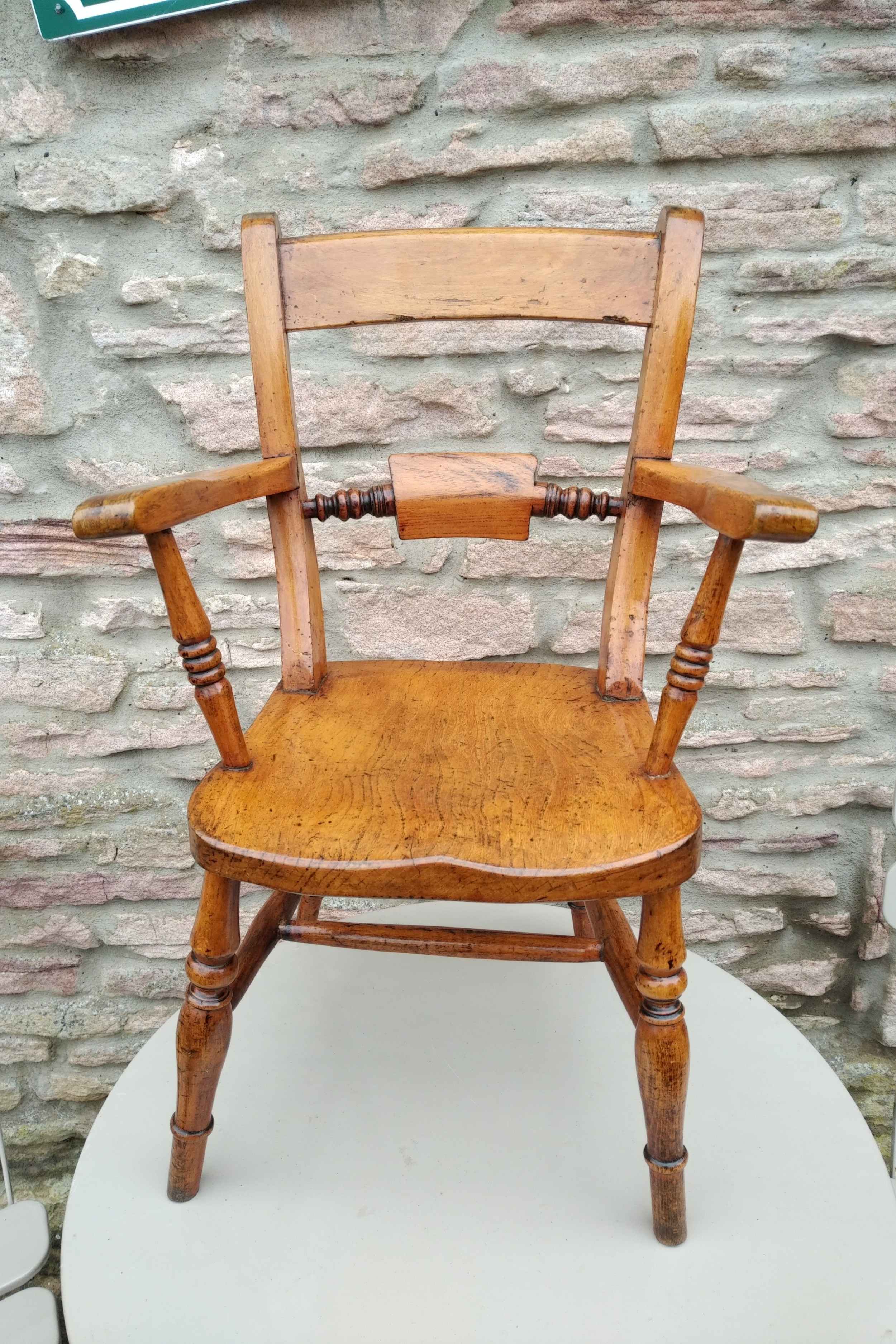 fine example of a 19th century childrens chair