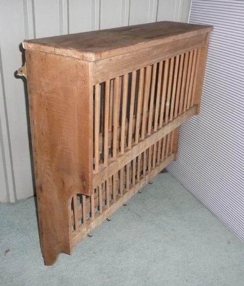 Declaration & Victorian Farmhouse Kitchen Pine Plate Rack | 91583 ...