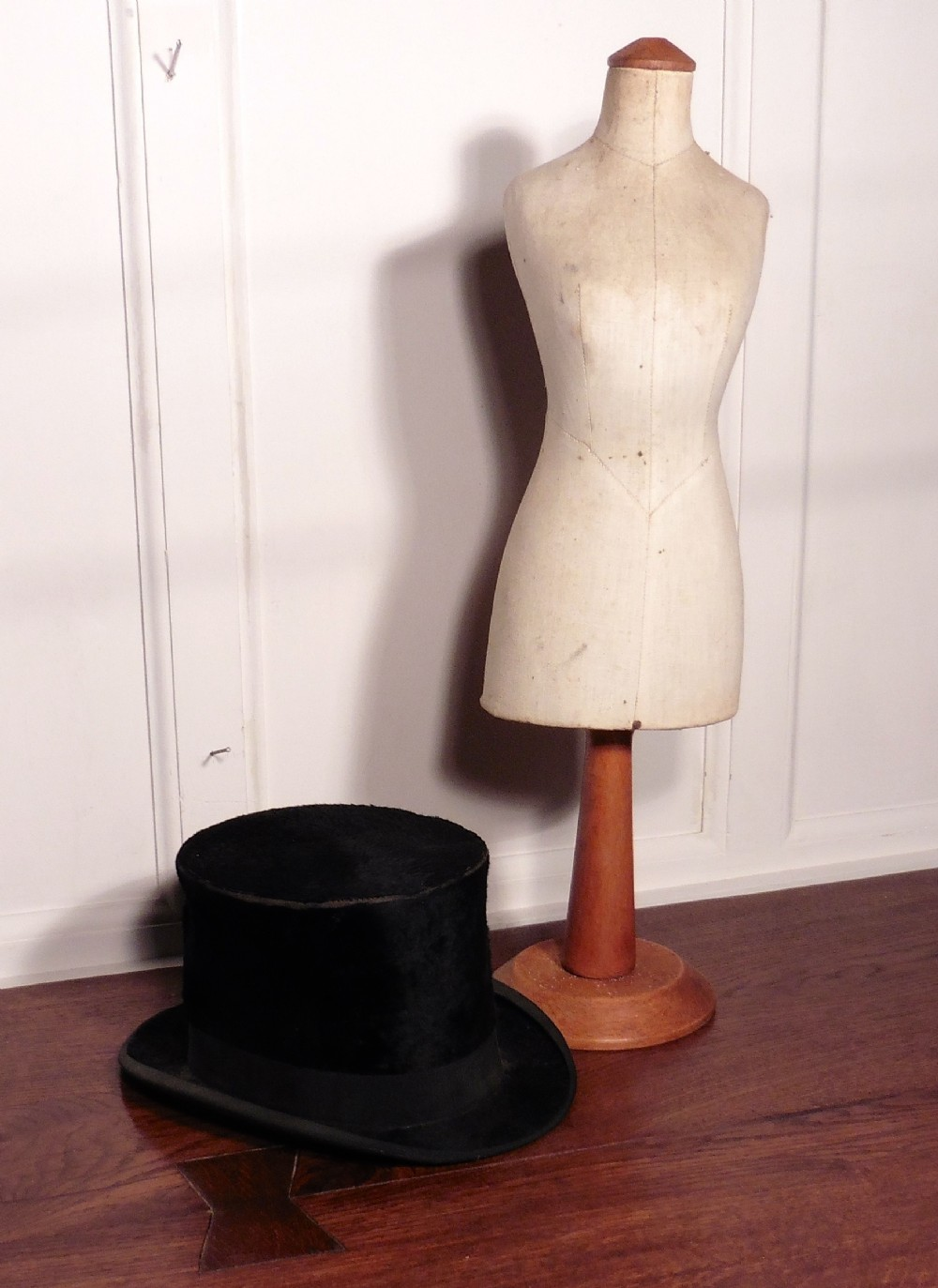 a miniature french mannequin segal stockman