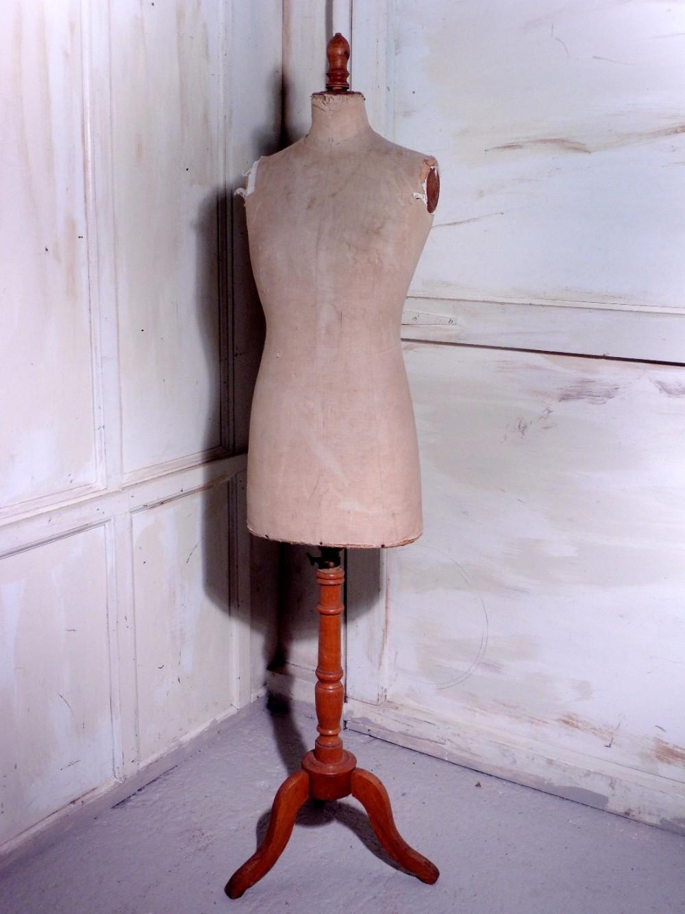 elegant french linen mannequin taylors dummy