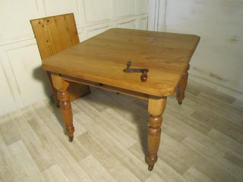 Victorian Pine Extending Dining Table 230765  : victorian pine extending dining table 230765 from www.sellingantiques.co.uk size 500 x 375 jpeg 21kB