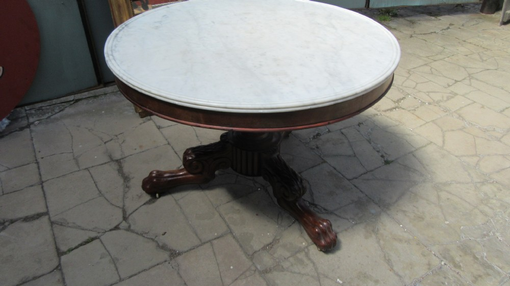 antique french gueridon table