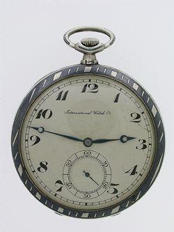 montres iwc circa 1900