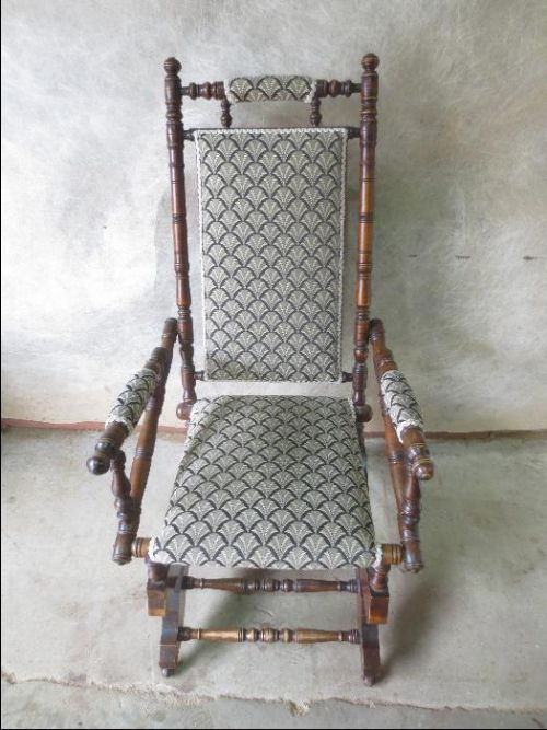 Antique American Rocking Chairs - Antique American Rocking Chairs - The UK's Largest Antiques Website