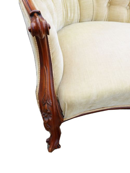 Victorian chaise longue 325515 for Antique chaise longue for sale