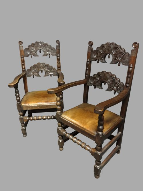 Fernyhough Antiques Ltd - Antique Carver Chairs - The UK's Largest Antiques Website