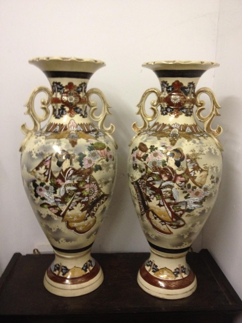 Satsuma vase value images satsuma vases antique reviewsmspy