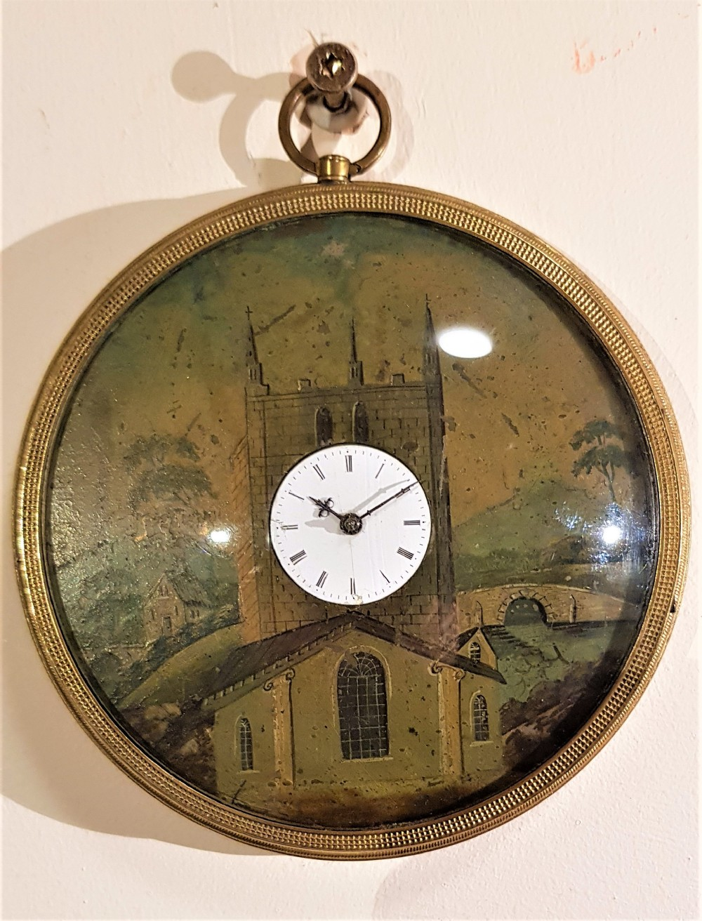important and rare sedan clock by joseph glenny c1810no 371