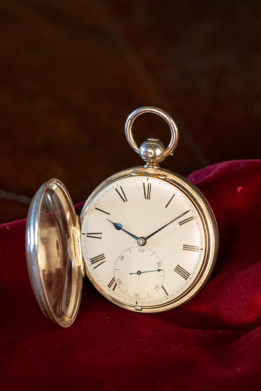 pocket watch chronometer