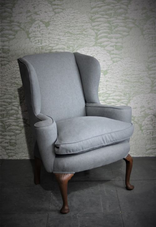 Fontaine Decorative Ltd · PETITE WINGBACK CHAIR