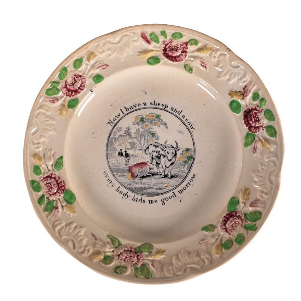 motto plate