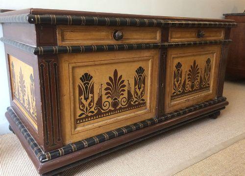 french buffet base napoleon iii 494290. Black Bedroom Furniture Sets. Home Design Ideas
