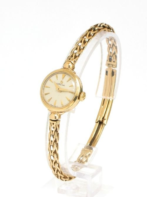 Fashion week Watches Omega ladies gold pictures for girls