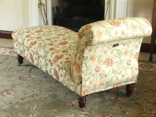 Beautiful victorian william morris arts crafts day bed or for Arts and crafts daybed