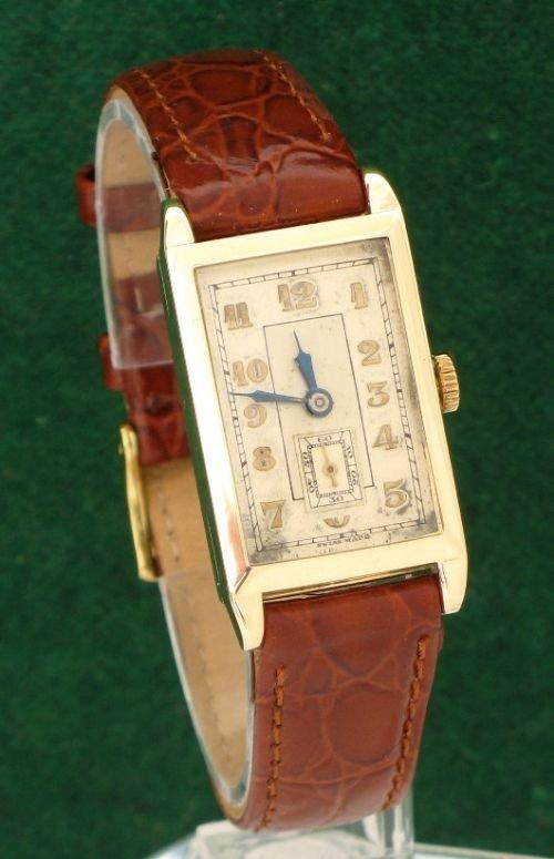rare art deco solid 9ct rotary maximus mens watch c1950 159184 rare art deco solid 9ct rotary maximus mens watch c1950