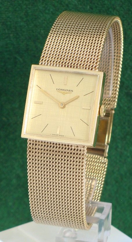 exceptional mint condition solid 9ct gold longines calibre 428 exceptional mint condition solid 9ct gold longines calibre 428 mens watch