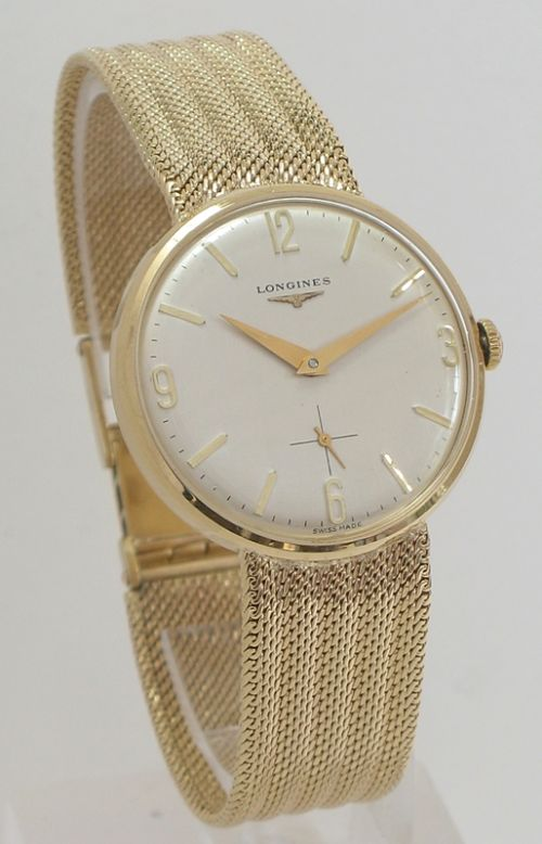 superb original solid 9ct gold longines calibre 370 mens watch superb original solid 9ct gold longines calibre 370 mens watch box