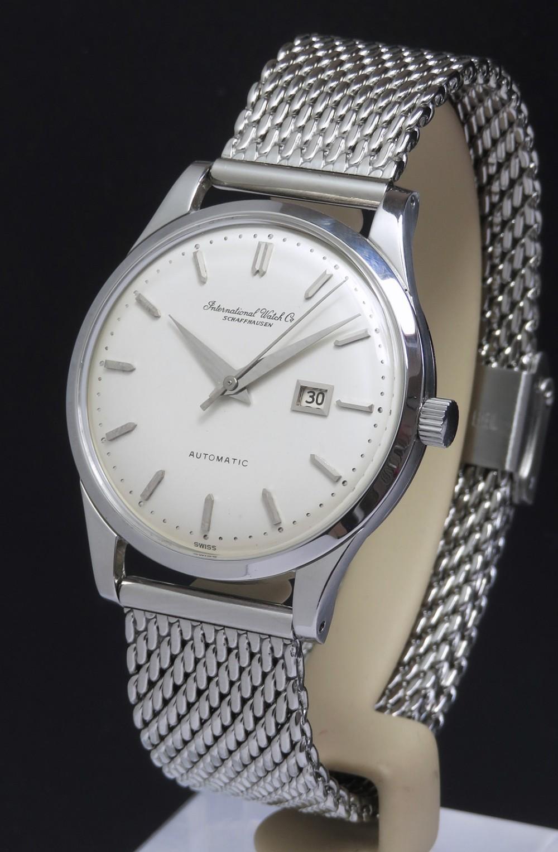 rare international watch company iwc automatic calendar c1961