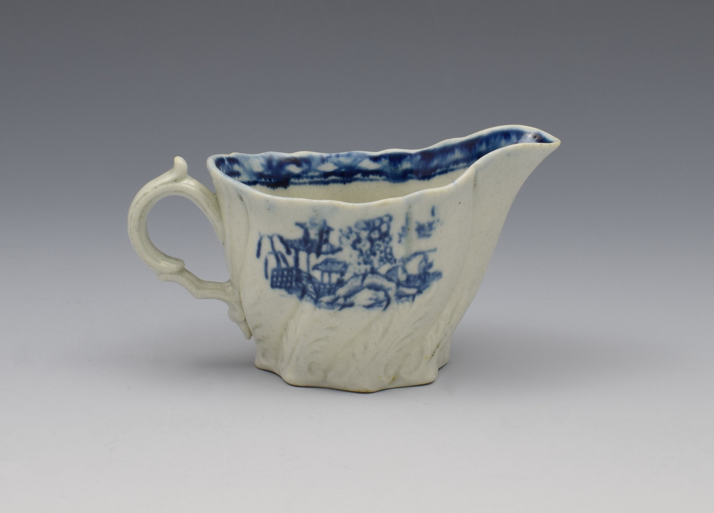 liverpool porcelain seth pennington low chelsea ewer cream jug