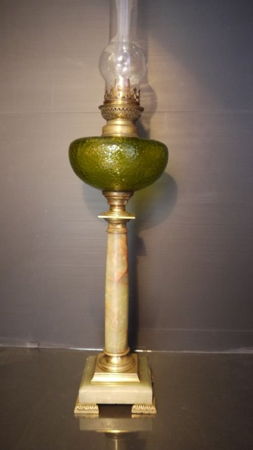 Dating antique oil lamps