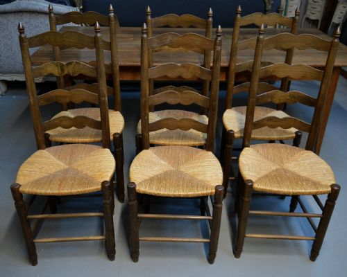 French Farmhouse Furniture - Antique Country Chairs - The UK's Largest Antiques Website