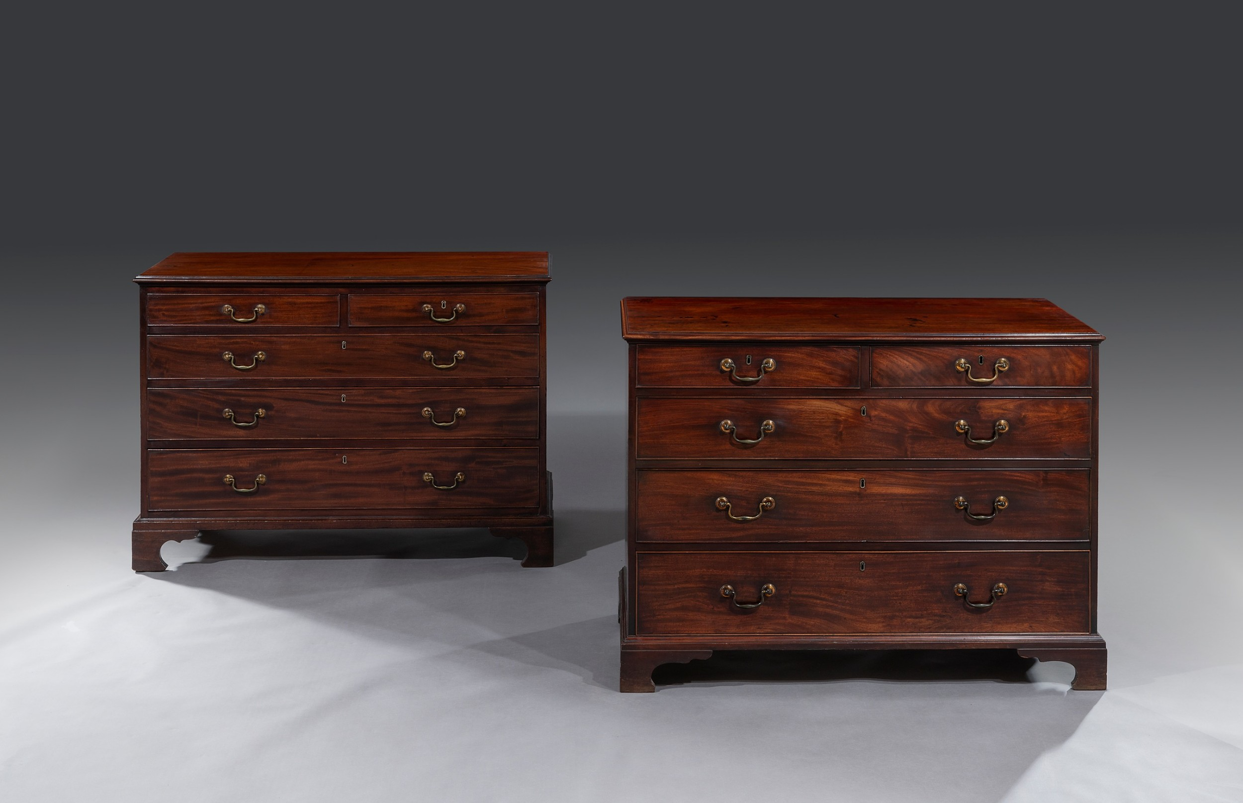 pair of 18th century commodes