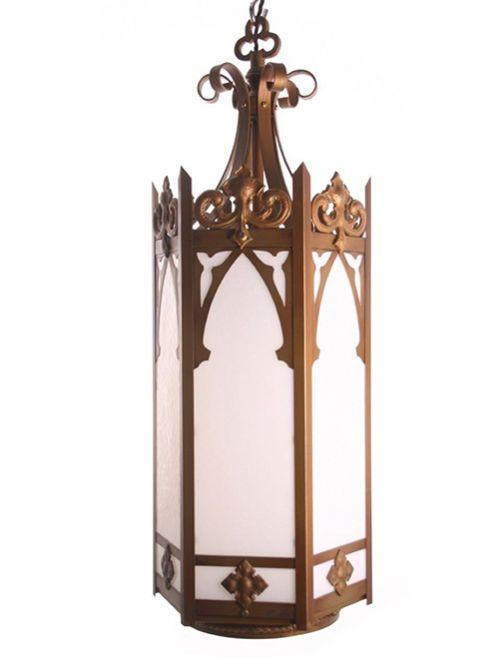 large gothic lanterns