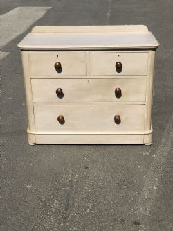 Fully Furnished (yrk) Ltd · VICTORIAN PINE PAINTED SINGLE DRAWER ...