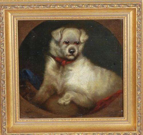 a study of a dog a study of a dog c1860