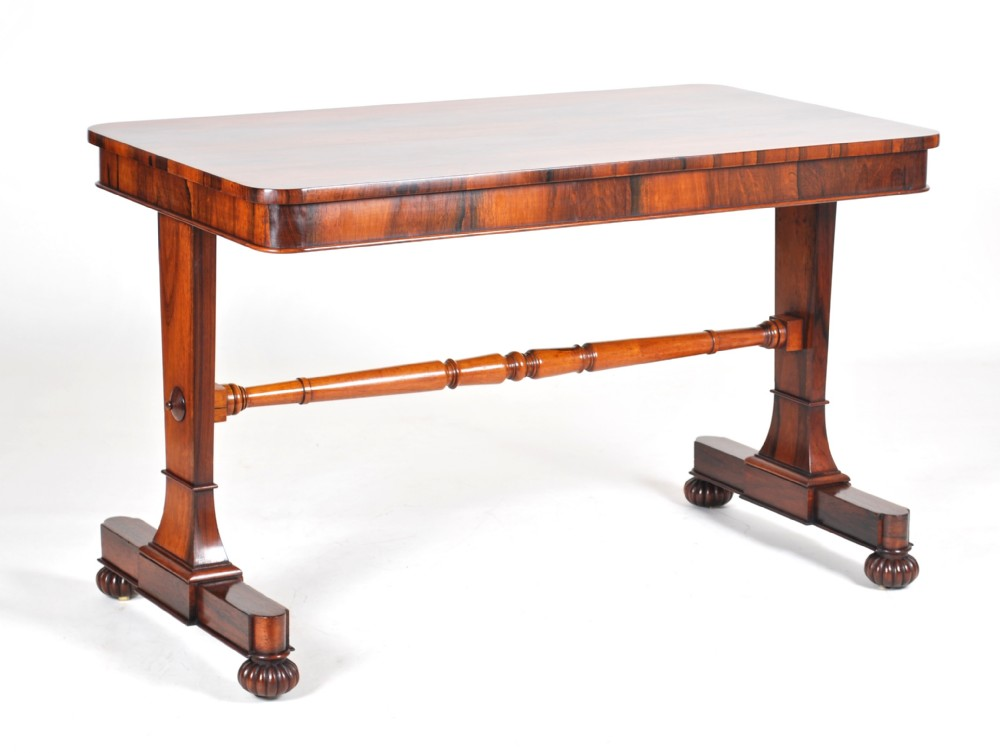 a rosewood library tablec1825