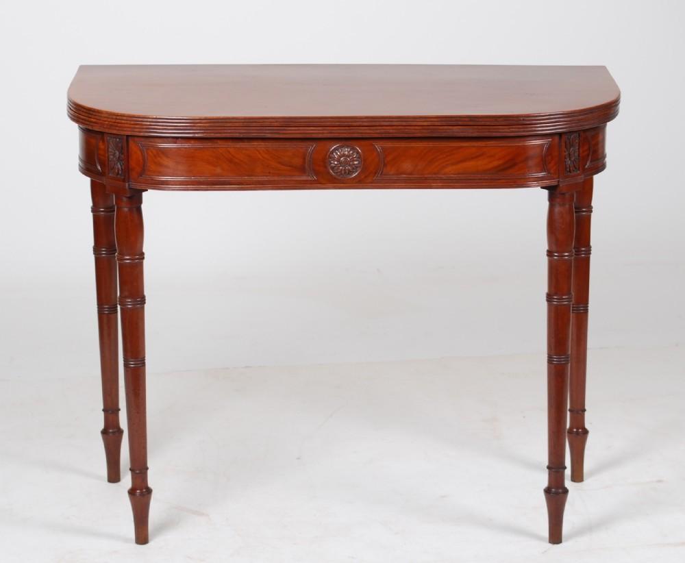 regency tea table c1800