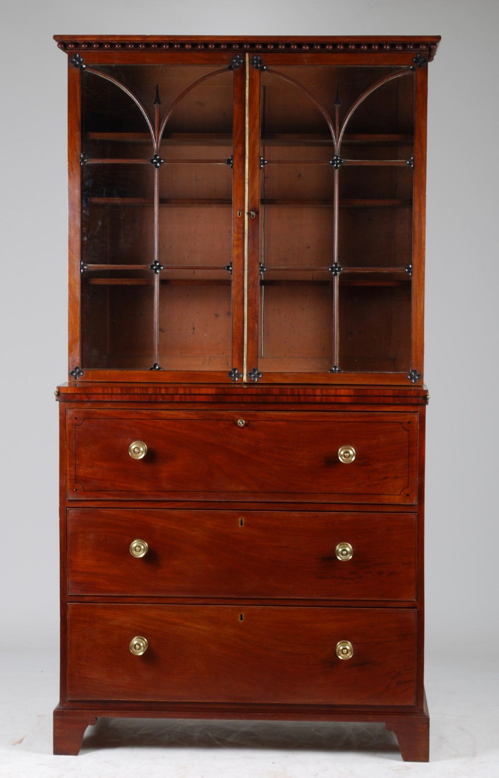 secretaire bookcase c1820